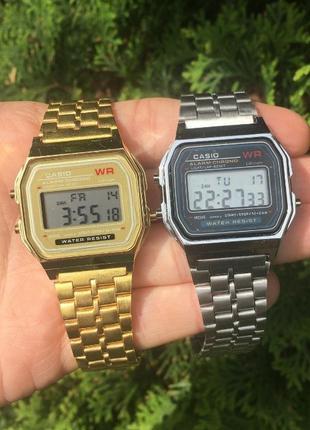 Кварцевые (электронные) наручные часы Casio (касио) F-91W Old ...