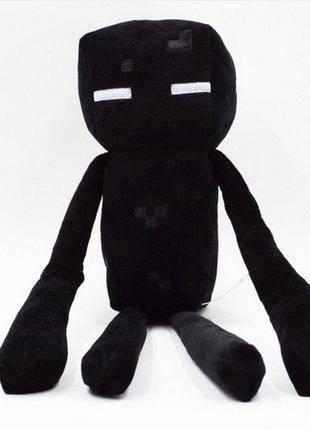 ХИТ! Мягкая игрушка герои Майнкрафт - Эндермен 26 см - Странни...