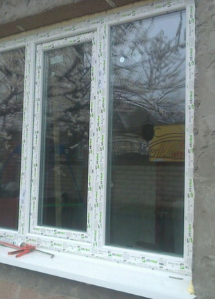 Монтаж вікон та дверей