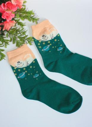 Женские носки, примерно на наш 37-39р george