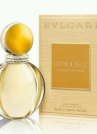 Женская парфюмированная вода BULGARI Goldea 90 ml