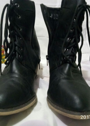 ботинки 39 размер