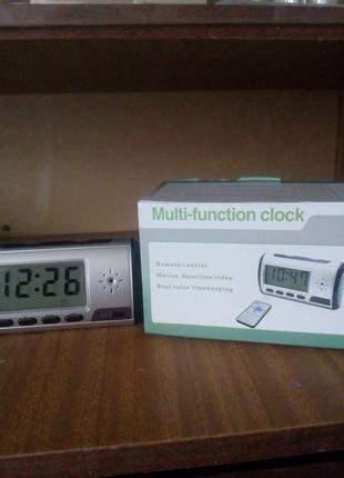 Часы с фото и видео.