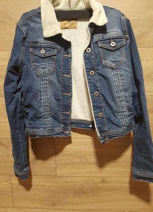 Куртка джинсовая,куртка