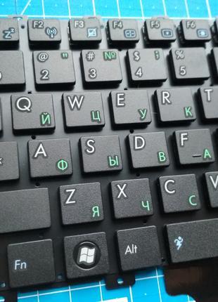 Asus Eee PC 1011B клава клавиатура оригинал