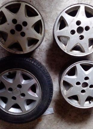 Литые диски 14 р на 108 ( форд сиера)