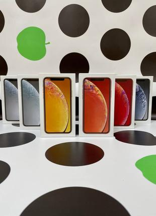 IPhone XR 64 GB Yellow / White / Red  / Coral  / Blue  / Black