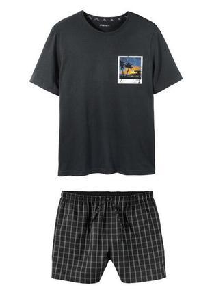 Летний комплект пижама домашний костюм livergy германия