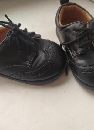 Детские туфли h&m