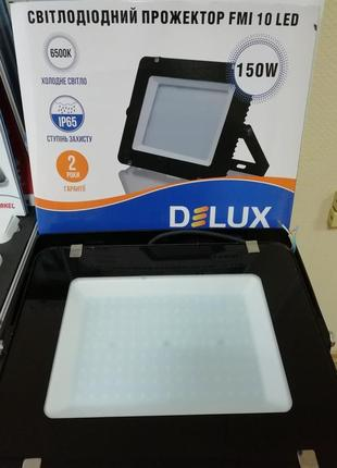 Прожектор Delux FMI 10 LED 150 Вт 6500K IP65