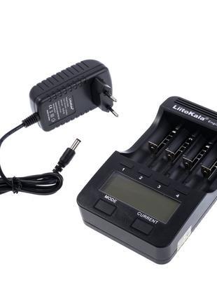 LiitoKala Lii-500 - Интеллектуальное зарядное устройство Оригинал