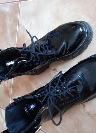 Ботинки на весну осень