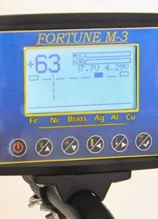 Блок электронный Фортуна М3 корпус PL2943, большой ЖК-дисплей 7*4