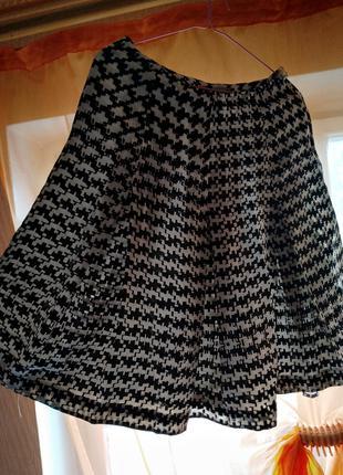 Легкая летняя юбка