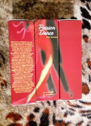 Редкая Avon Passion Dance 50мл туалетная вода Эйвон танец страсти