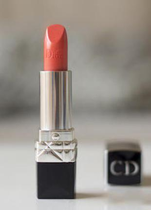 Помада christian dior rouge dior couture colour, оригинал