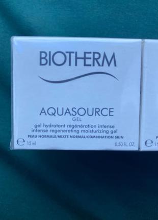 Гель для лица biotherm