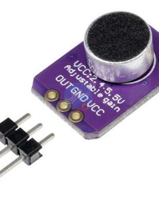 Микрофонный усилитель MAX4466