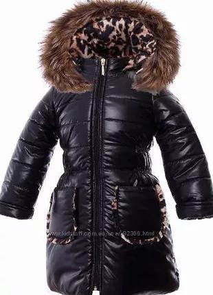 PILGUNI 2020г Wild and free зимнее пальто для девочки.