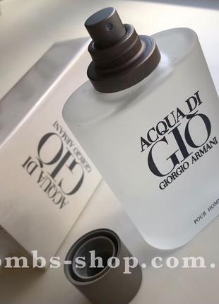 Мужской парфюм Armani acqua di gio 100мл (Армани аква ди джио)