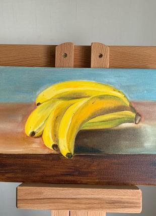 картина банан