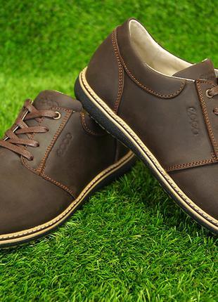 Мужские кожаные туфли 40-45 р-ры
