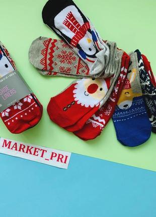 Носки для женщин примарк, новогодние носки в наличии, носки пр...