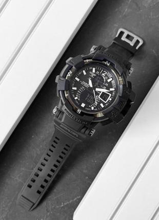 Часы casio g-shock gw-a1100 all black