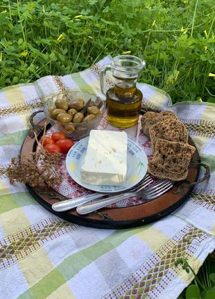 Домашнее оливковое масло экстра вирджин