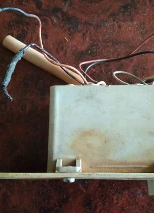 Советский терморегулятор