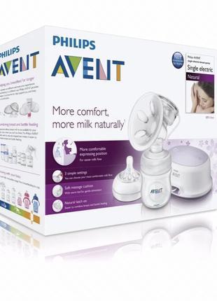Электрический молокоотсос Avent Comfort (Авент)