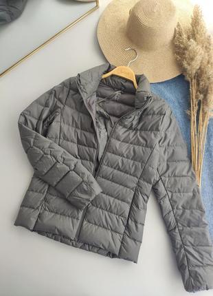 Ультралегкий пуховик куртка японского бренда uniqlo