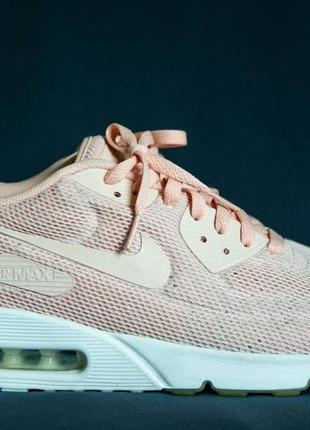 Кросівки nike air max 90 ultra 2.0 br pink