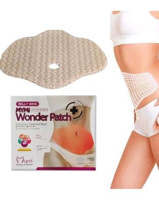 Пластырь для похудения Wander Patch в уп 5 шт
