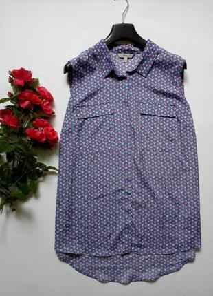 Лёгкая блуза в сердечки 16