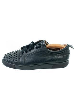 Christian louboutin leather sneaker оригинальные кроссовки fmh...