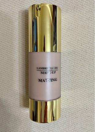 Нальный с матирующим эффектом LAMBRE тон 2