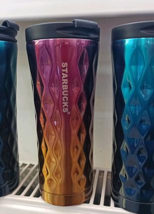 Термокружка Starbucks Старбакс Градиент 500 ml