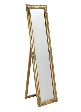 Зеркало NORDBORG 40x160см золотой