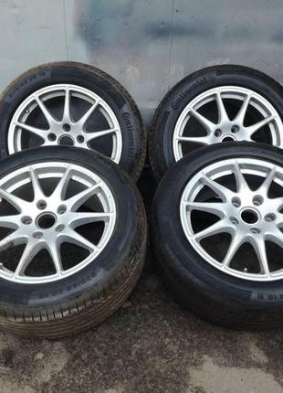 Комплект колес для Porsche Panamera