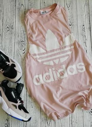 Нежная майка adidas
