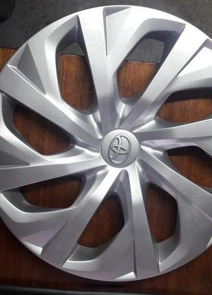 Колпаки на диск R16 комплект Toyota Corolla 2017, 2018 4260202510