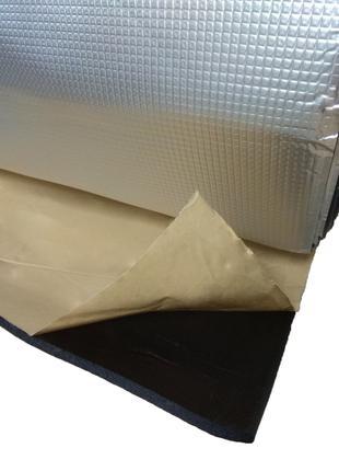 Вспененный каучук ABM 10 мм с фольгой
