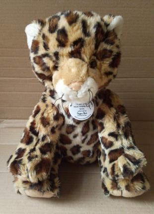 Мягкая игрушка WWF Леопард