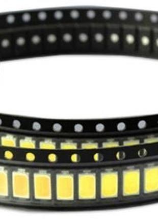 Світлодіод білий SMD 5730 для ремонту світлодіодних ламп світи...