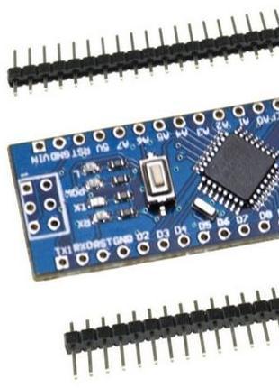 Ардуино нано Arduino Nano ATmega328 не впаянные контакты конст...