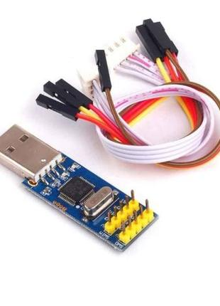 Программатор ST-Link V2 STM8 STM32 SWIM SWD ST-LINK/V2 Arduino...