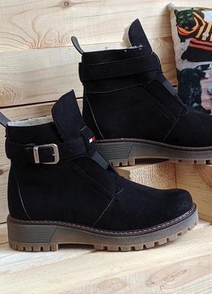 Качество! женские ботинки сапоги
