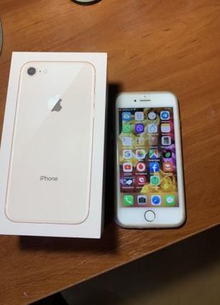 Apple iPhone 8, 64 GB Gold