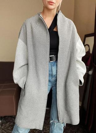 Пальто оверзайз kenzo оригинал